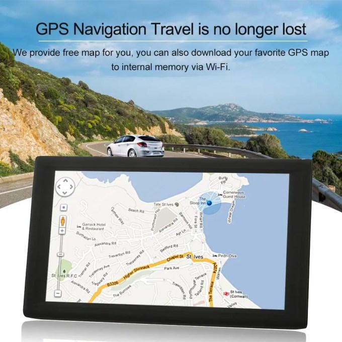 KKmoon 9inch Tablet GPSナビゲーション3