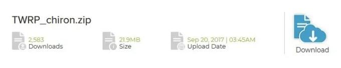 Xiaomi Mi MIX2 Xiaomi.eu TWRP 2