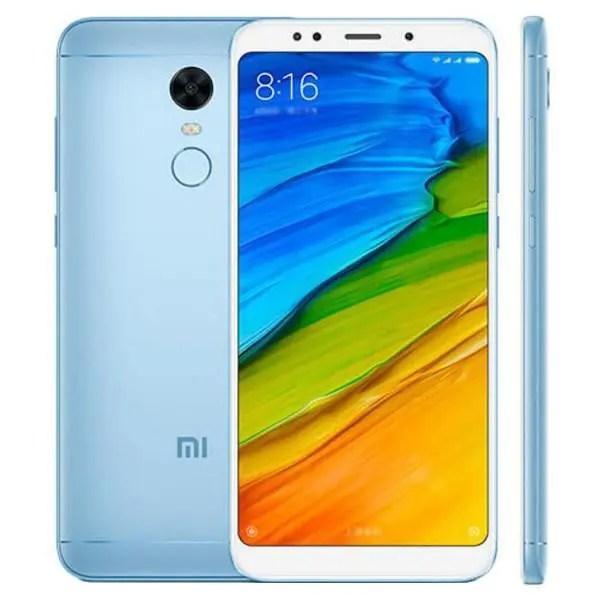 banggood Xiaomi Redmi 5 Plus Snapdragon 625 MSM8953 2.0GHz 8コア LIGHT BLUE(ライトブルー)