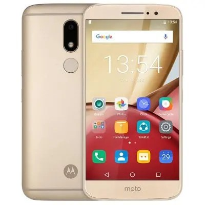 gearbest Motorola MOTO M MTK6755T Helio P15 2.2GHz 8コア GOLD(ゴールド)