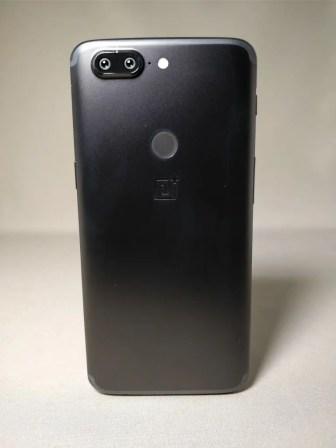 OnePlus 5T 裏面3