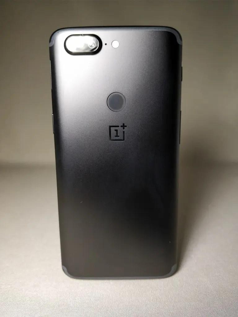 OnePlus 5T 裏面4