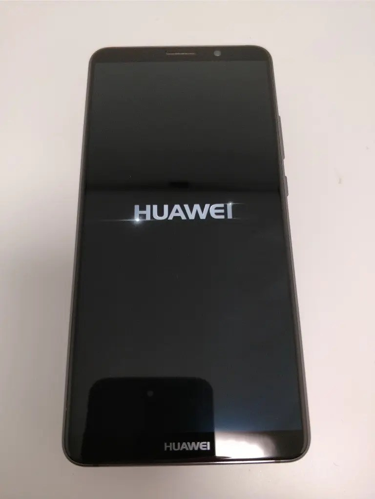 Huawei Mate 10 Pro 起動2