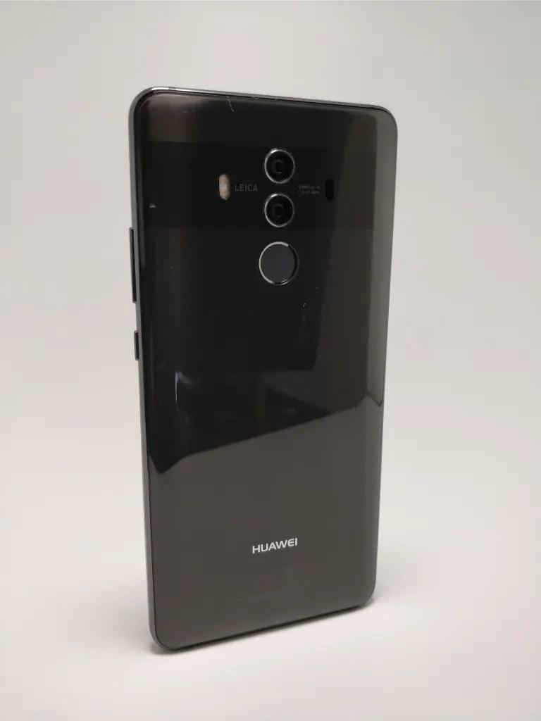 Huawei Mate 10 Pro 裏 12