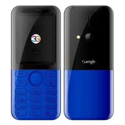 gearbest Samgle 3310 X 3G  BLUE(ブルー)
