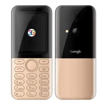 gearbest Samgle 3310 X 3G  GOLDEN(ゴールデン)