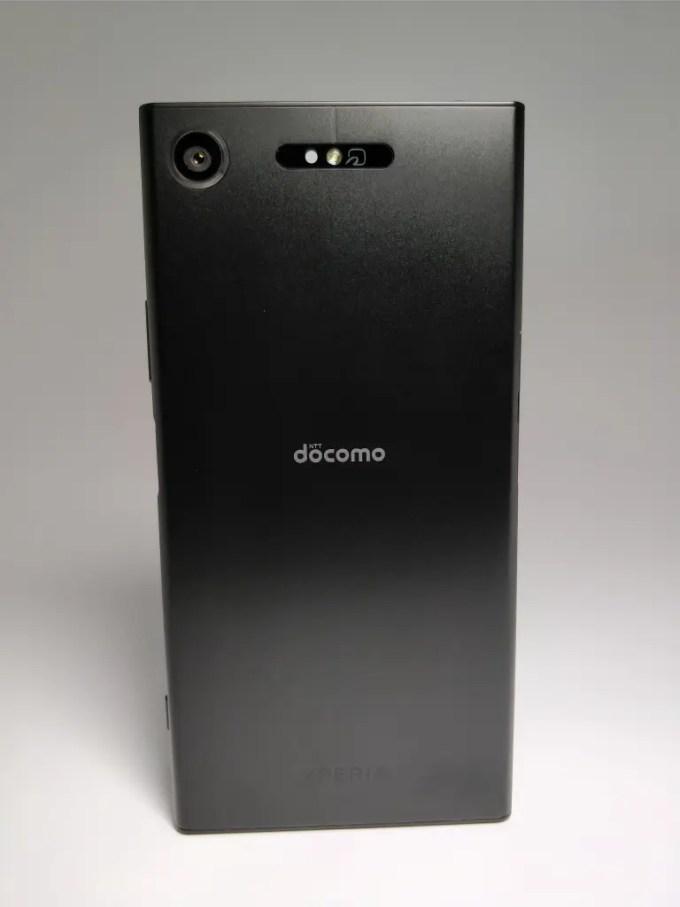 Sony Xperia XZ1 裏7