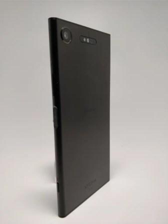 Sony Xperia XZ1 裏面41