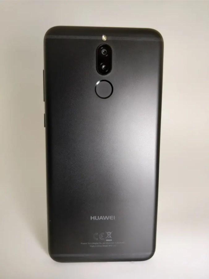 Huawei Mate 10 Lite 裏正面 8