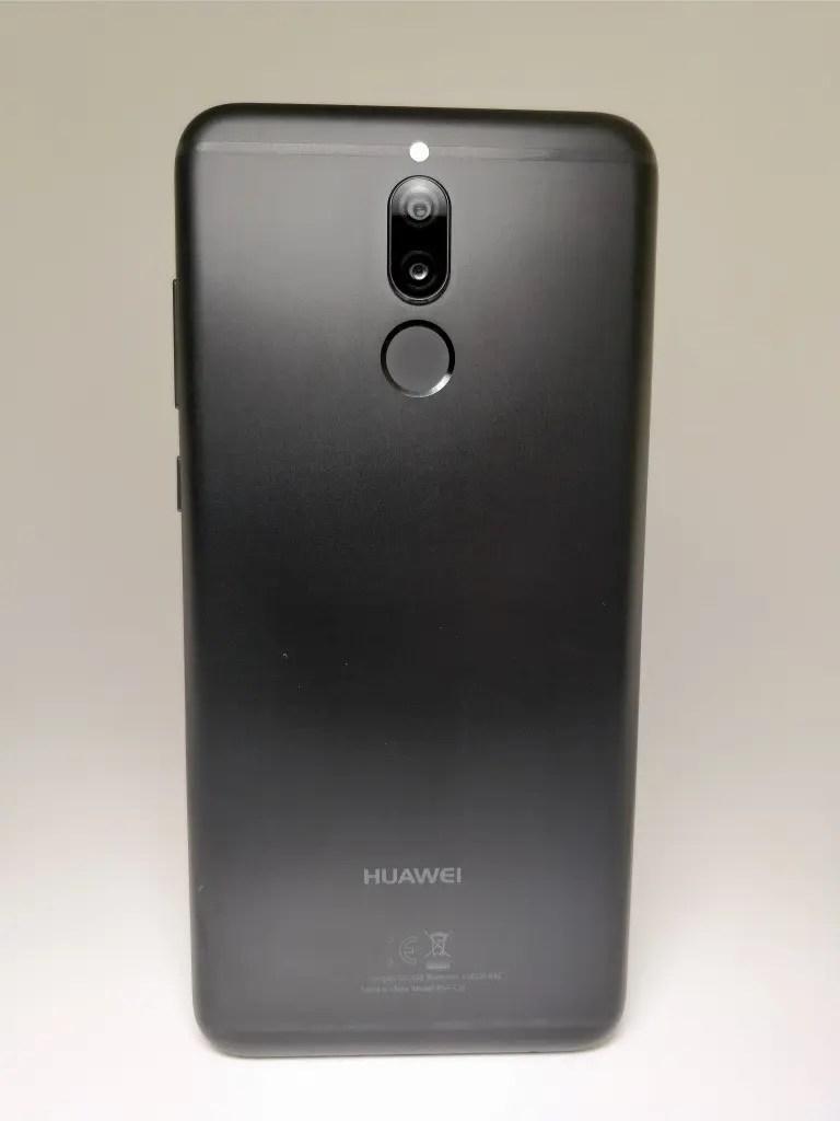 Huawei Mate 10 Lite 裏正面 3