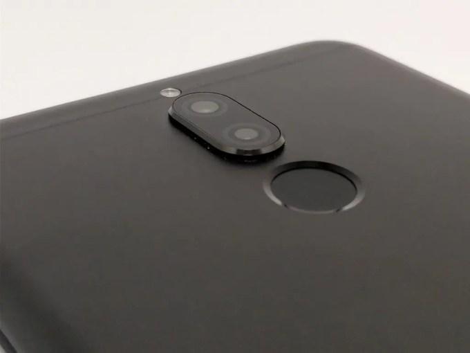 Huawei Mate 10 Lite リアカメラ 2