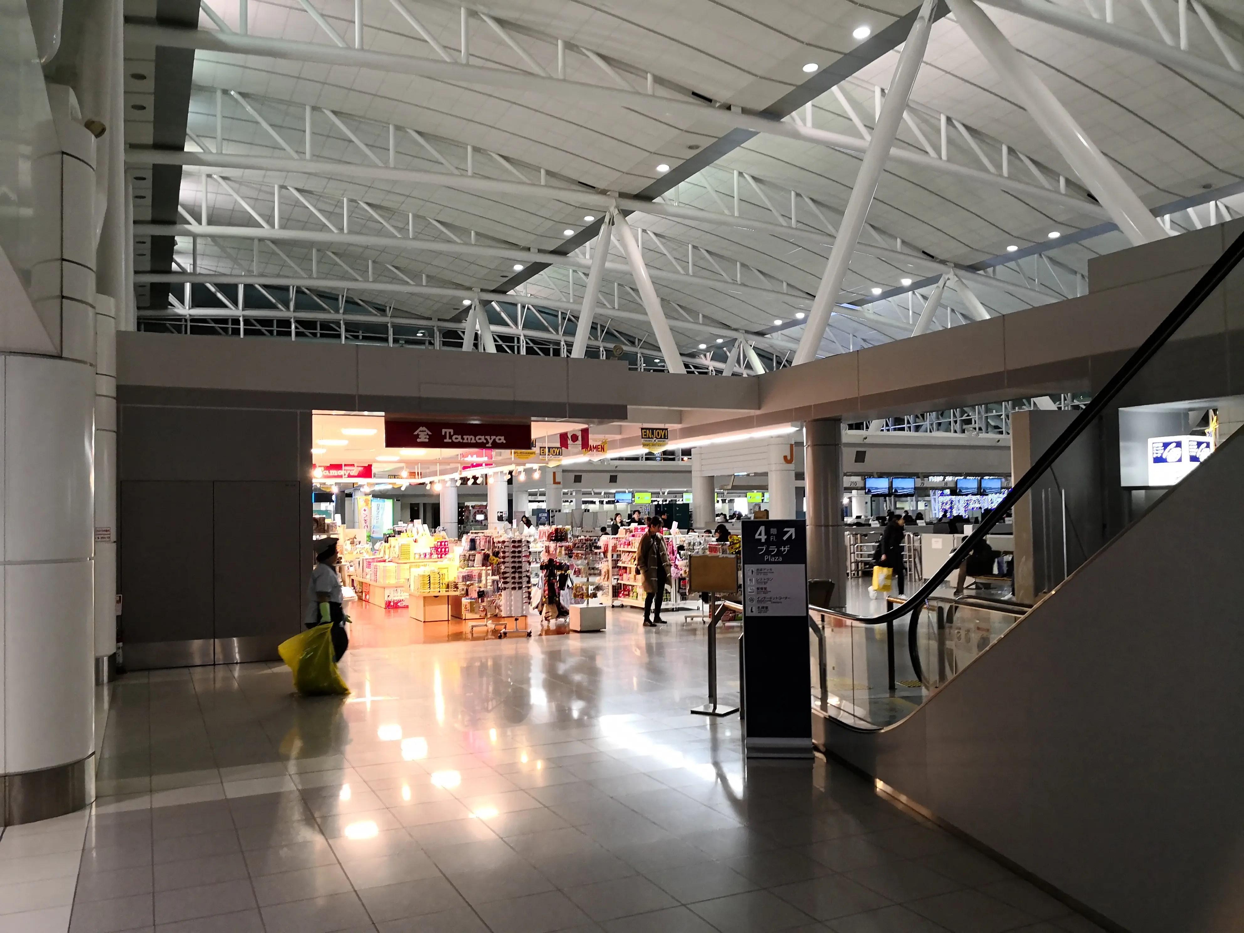Huawei Mate 10 Pro 空港