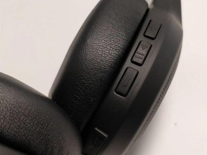 SoundPEATS A1 Pro ボタン