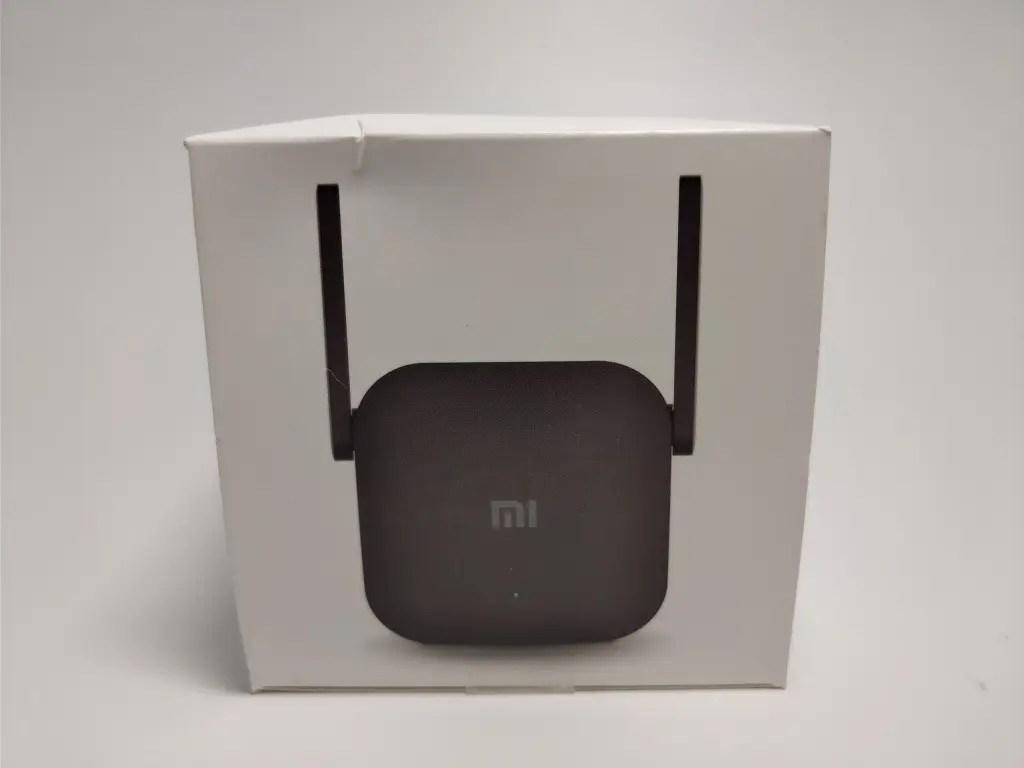 Xiaomi Pro 300Mbps Wifi(無線LAN)中継機 化粧箱 表