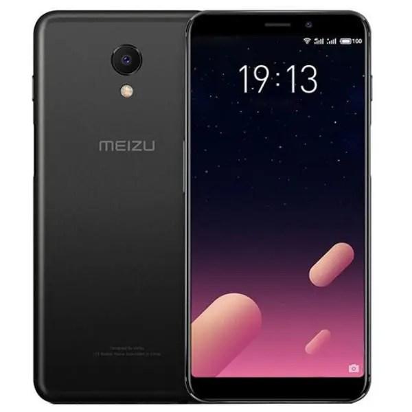 banggood Meizu M6s Exynos 7872 2.0GHz 6コア BLACK(ブラック)