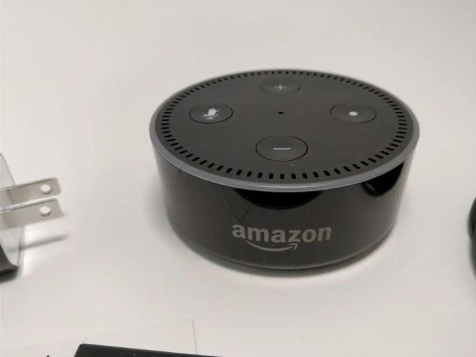 Amazon Echo Dot 化粧箱 本体