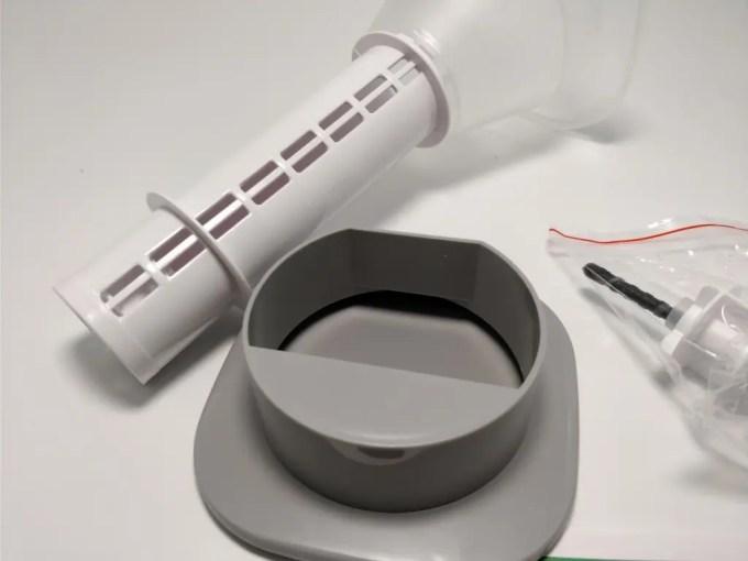 Oittm 超音波式3L スマート加湿器 パーツ
