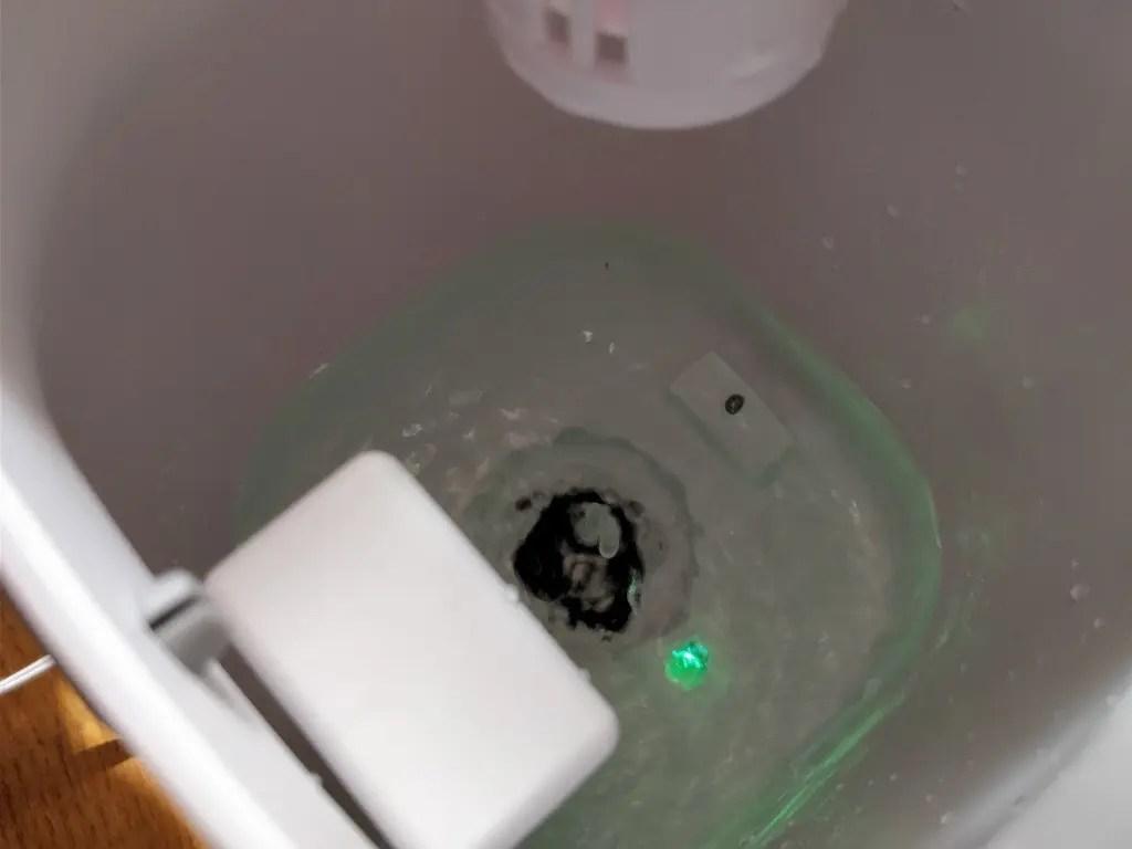 Oittm 超音波式3L スマート加湿器 中 緑