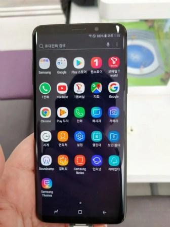 Galaxy S9・S9+ アプリ一覧