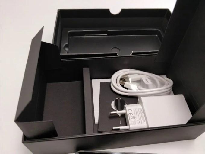 OKUKITEL MIX 2 化粧箱 付属品