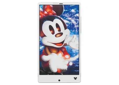Disney Mobile SH-02G  Snapdragon 801 MSM8974AB 2.3GHz 4コア