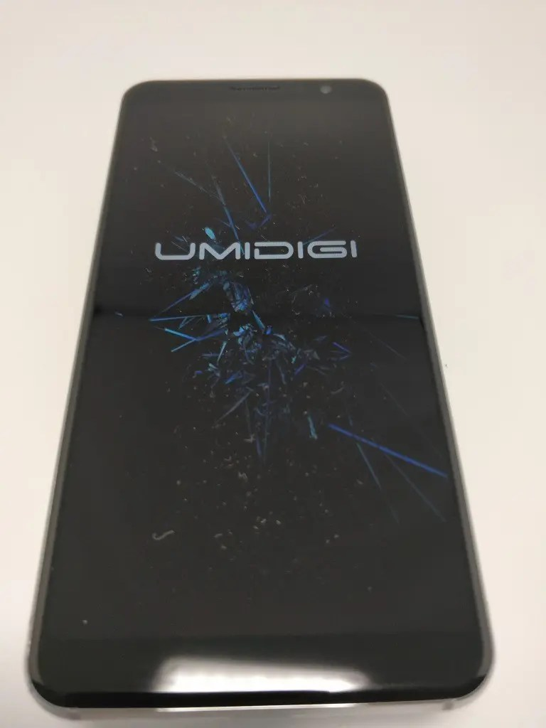 UMIDIGI A1 Pro 起動