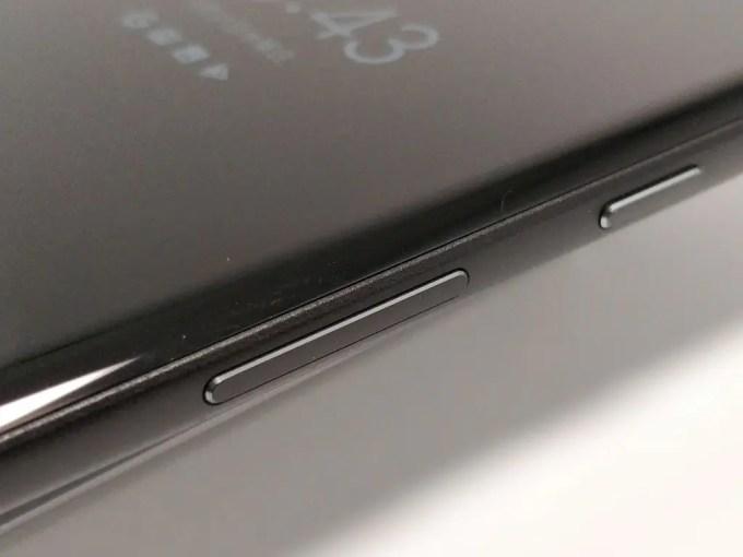 Pixel 2 XL 側面 ボタン