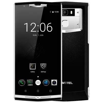 【SIMフリー 中華スマホ】OUKITEL K10000 Pro  Android内部調査