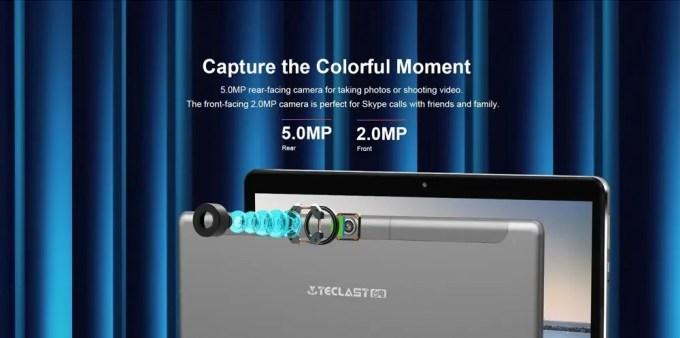 Teclast-M20-camera