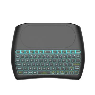 Mini I8 D8-S Silk screen Version wireless 2.4GHz keyboard MX3 Air Mouse クーポン