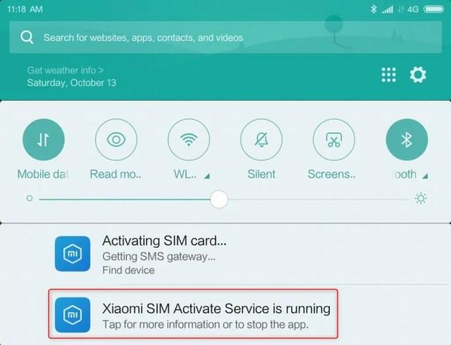 Xiaomi Mi Pad 4 Plus アクティブ