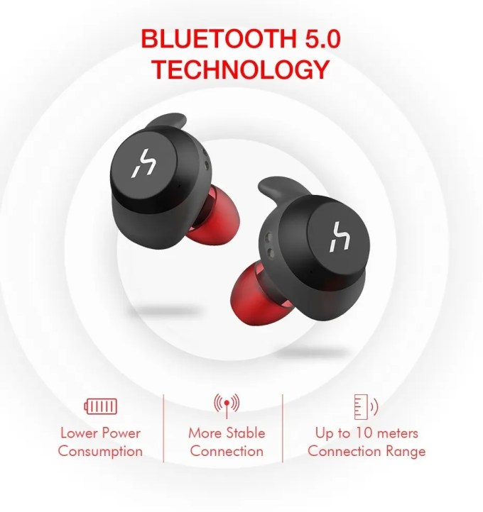 HAVIT G1  Bluetooth5.0 2