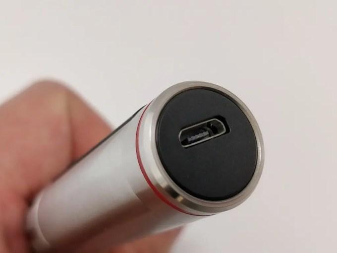 MINI ES121 充電