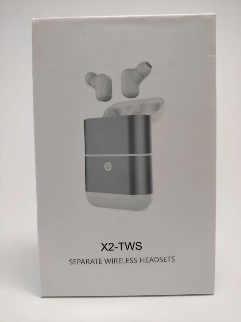 Bakeey X2-TWS 箱