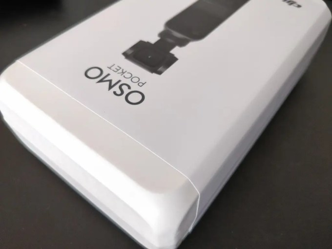 DJI Osmo Pocket  箱