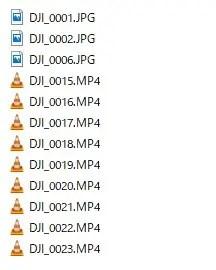 DJI Osmo Pocket PCにつなげる3