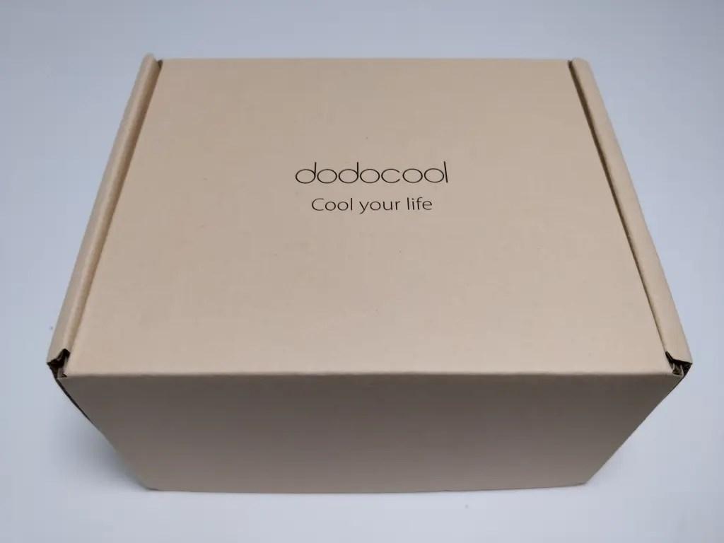 dodocool 車載ホルダー 箱