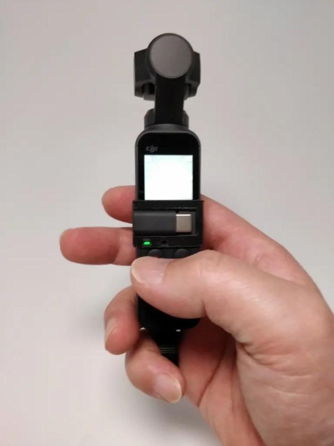 Osmo Pocket ナックルホルダー 3