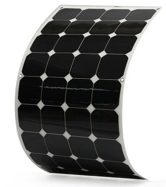 Elfeland SP-23 130W 18V Sun Power Semi Flexible Solar Panel