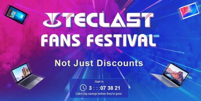 Teclast ファイナルフェスティバル