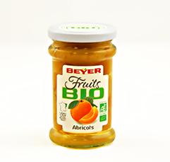 Abricots préservées BIO 25cl