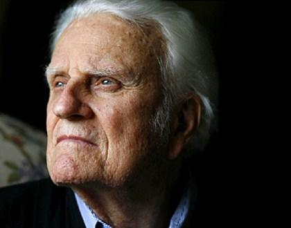 """Billy Graham, """"El Evangelista del Siglo"""" fallece a los 99 años"""