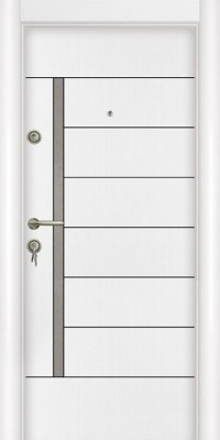 Usa Star Doors – Seria Laminox – Model L-205