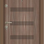 Usa Star Doors – Seria Rustic – Model SE-008