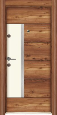 Usa Star Doors – Seria Avangard Laminox – Model SE-5801