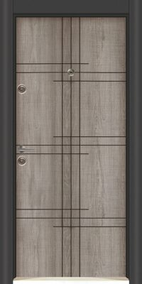 Usa Star Doors – Seria Elit Laminox – Model SE-5939