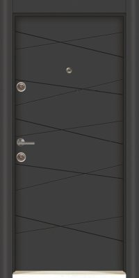Usa Star Doors – Seria Rustic Laminox – Model SE-6012