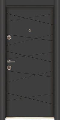 Usa Star Doors – Seria Rustic Laminox – Model SE-6012