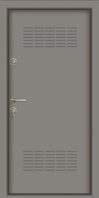 Usa Star Doors – Seria Panel Metal – Model T-002