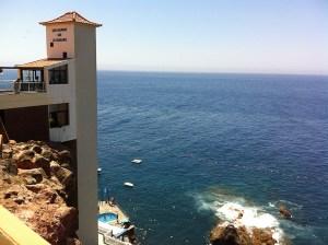 Lift Tauchbasis Manta Diving Madeira